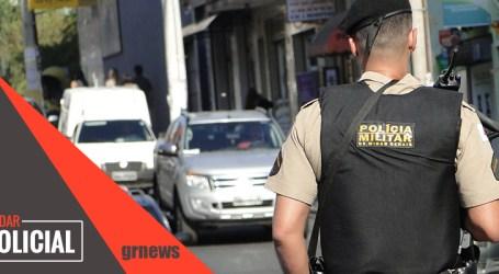 Condutor com sintomas de embriaguez tenta fugir de abordagem policial e é preso no Belvedere