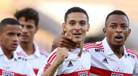 São Paulo vence Vasco e é campeão da 50ª Copa São Paulo de Futebol Júnior
