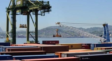Brasil aumenta em 9,5% comércio com EUA, mas diminui com outros países
