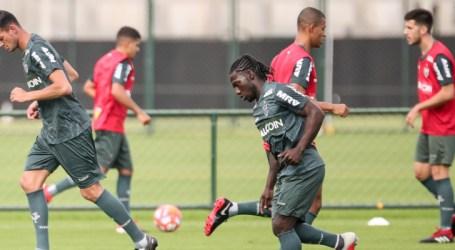 Atlético-MG inicia pré-temporada na Cidade do Galo