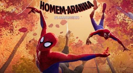 Cine News: Homem-Aranha no Aranhaverso