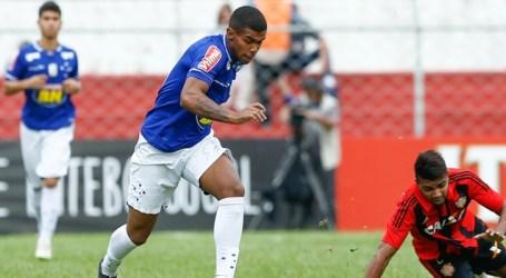 Cruzeiro encara o Sport na segunda fase da Copa São Paulo