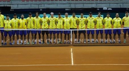 Em reta final de preparação, Time Brasil de Tênis se sente em casa em Uberlândia
