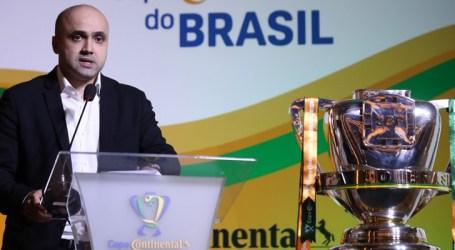 Final da Copa do Brasil será em setembro