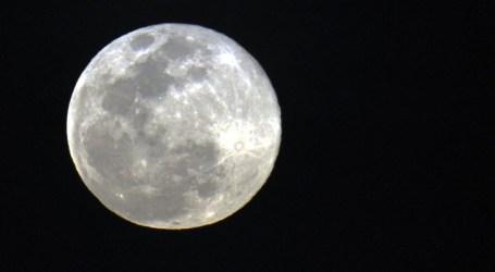 Superlua poderá ser vista nesta quarta nas américas do Sul e Norte