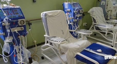 Setor de Hemodiálise do HNSC segue tratando pacientes, mas com restrições devido a pandemia de COVID-19