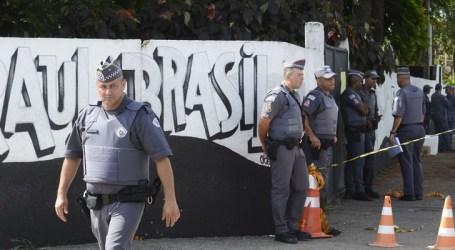 Polícia apreende adolescente suspeito de organizar ataque em Suzano