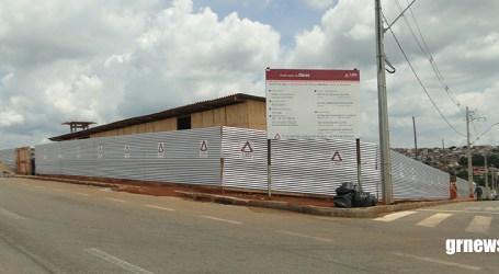 Continuam paralisadas obras no Fórum de Pará de Minas por infrações no contrato com construtora