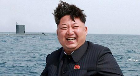 Militares da Coreia do Norte lançam mísseis em direção ao Mar do Japão