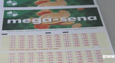 Mega-Sena acumulada paga prêmio de R$ 22 milhões neste sábado