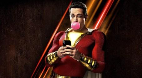 Cine News: Shazam! – Veja o trailer