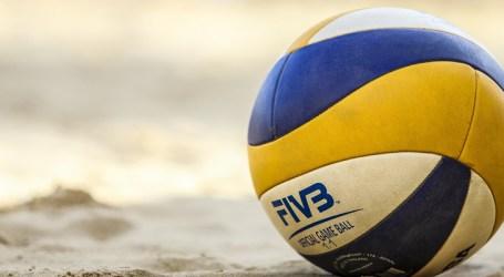 Brasil avança no masculino do Pré-Olímpico de Vôlei de Praia