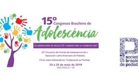 Mudaram eles ou mudamos nós? Tema será discutido no 15º Congresso Brasileiro de Adolescência