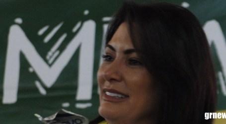 Michelle Bolsonaro afirma que testou negativo para covid-19