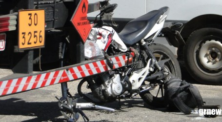 Aumenta número de acidentes envolvendo motos em Pará de Minas e dados preocupam Bombeiros