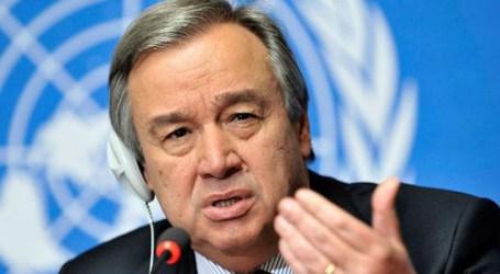 Guterres afirma que alterações climáticas provocam instabilidade e incerteza