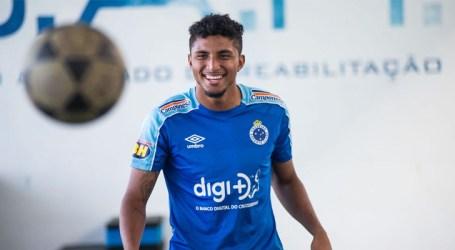 Cruzeiro compra 50% dos direitos econômicos de Éderson e renova por quatro anos