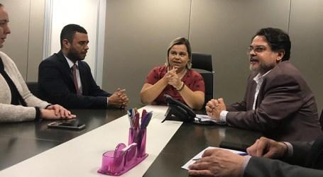 Eduardo Barbosa discute elegibilidade ao BPC com a Secretária Nacional dos Direitos da Pessoa com Deficiência