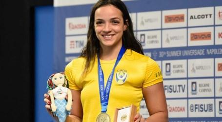 Brasil conquista recorde de ouros na Universíade