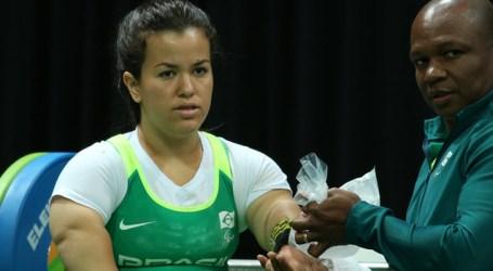 Brasileira disputa medalha no Mundial Paralímpico de Halterofilismo