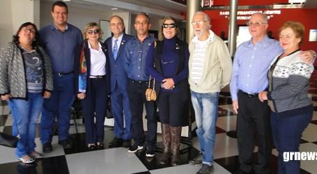 Governador distrital do Rotary Club visita Pará de Minas e estabelece metas até 2020