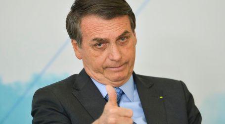 Bolsonaro parabeniza policiais por ação contra sequestro no Rio de Janeiro
