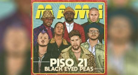 """Lançando mais uma parceria, Piso 21 divulga """"Mami"""" com Black Eyed Peas"""