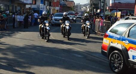 PM abrilhanta Desfile Cívico-Militar da Independência em Nova Serrana