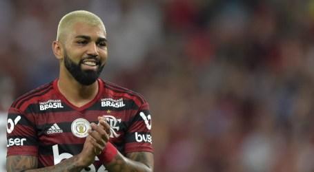 Gabigol dá vitoria ao Flamengo contra o Santos e coroa artilharia do Brasileirão