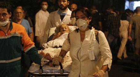 Morre 13ª vítima de incêndio em hospital no Rio de Janeiro