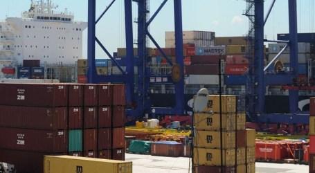 Balança comercial registra déficit na segunda semana