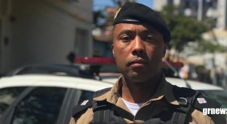 Novo comandante da PM em Papagaios intensificará o combate ao tráfico de drogas