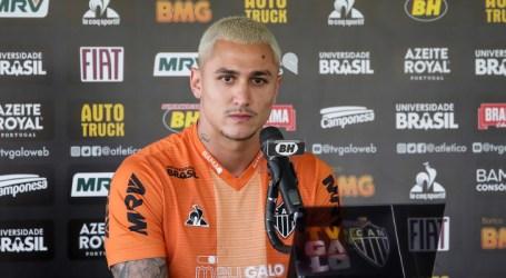 Galo precisa conquistar um bom resultado na Argentina, diz Vinícius