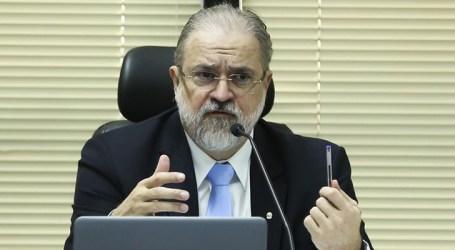 Augusto Aras defende compartilhamento de dados fiscais do antigo Coaf