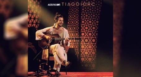 """""""Acústico MTV Tiago Iorc"""" chega às plataformas digitais"""