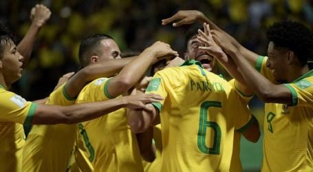 Brasil vence a Itália e está nas semifinais do Mundial Sub-17