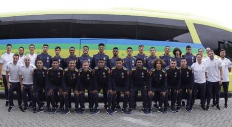 Seleção Sub-15 já está no Paraguai para o Sul-Americano 2019