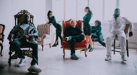 Stormzy lança single e clipe com participação de Ed Sheeran e Burna Boy
