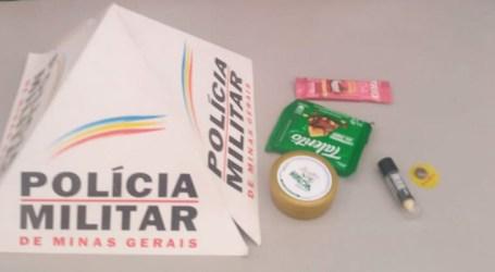 Idosa é presa por suspeita de furto em farmácia na região central de Pará de Minas