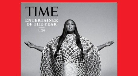 Lizzo é eleita a artista do ano pela Time Magazine