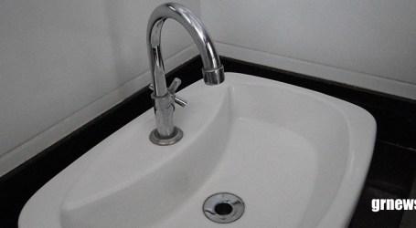 Rompimento de rede prejudica abastecimento de água em Pará de Minas