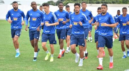 Cruzeiro está pronto para encarar o São Raimundo pela Copa do Brasil