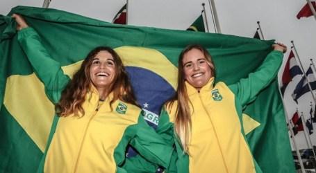 Campeãs Martine Grael e Kahena Kunze confirmadas em Tóquio 2020