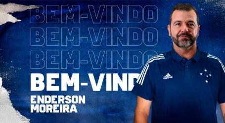 Cruzeiro anuncia Enderson Moreira como novo técnico