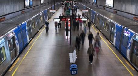 Tiroteio deixa feridos dentro do metrô do Rio de Janeiro