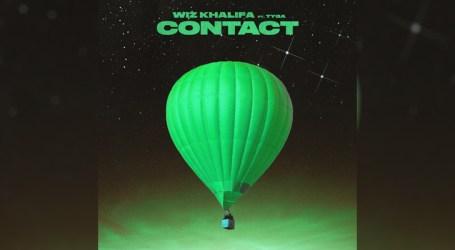 """Wiz Khalifa se une à Tyga para o lançamento de """"Contact"""""""