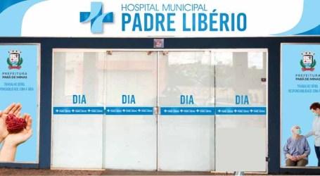 Hospital Municipal Padre Libério entra em funcionamento nesta quinta; inicialmente atenderá só casos de COVID-19