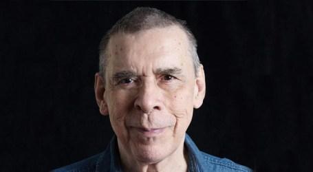 Escritor Sérgio Sant'Anna morre com sintomas de covid-19