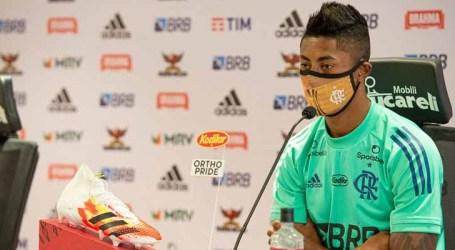 Jorge Jesus está focado para a final da Taça Rio, diz Bruno Henrique