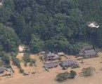 Fortes chuvas continuarão castigando o Japão na segunda-feira